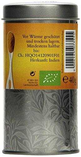 Sonnentor Kurkuma gemahlen Streudose, 1er Pack (1 x 40 g) - Bio - 2