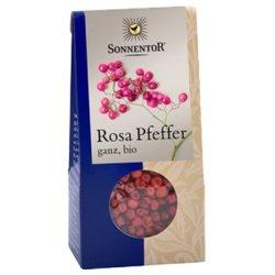 Sonnentor Pfeffer, rosa, ganz (20 g) - Bio - 1