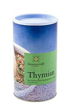 Sonnentor Thymian Gastrodose, 1er Pack (1 x 150 g) - Bio - 1