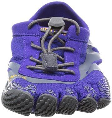 Vibram Five Fingers - KSO EVO (Damen) - Zehenschuhe - Purple/Grey Größe: 40 - 4