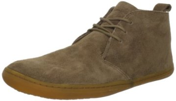 Vivobarefoot Gobi Suede VB220028SLBR, Herren Schnürhalbschuhe, Braun (Light Brown), 47 EU / 13 UK - 1