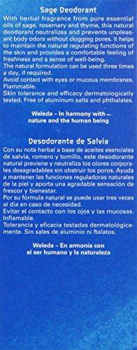 Weleda Salbei Deodorant, 100 ml - 2