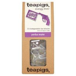 Yerba Mate Tea by Teapigs 15 tea temples - 1