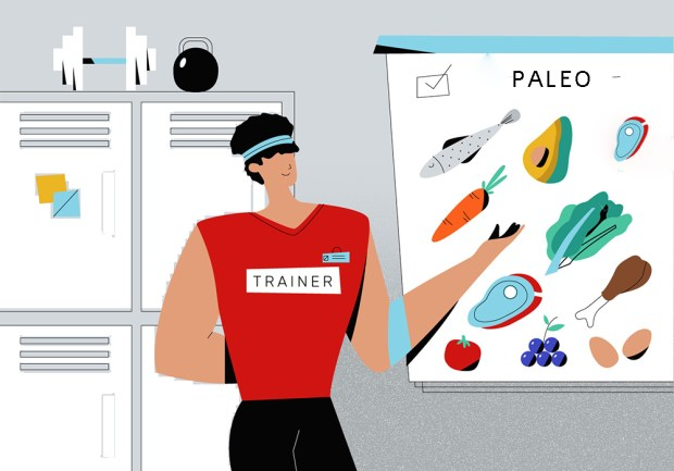 Svorio metimas su Paleo mityba