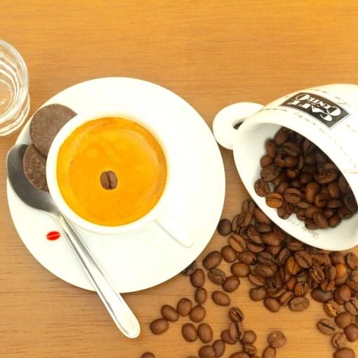 kavos poveikis