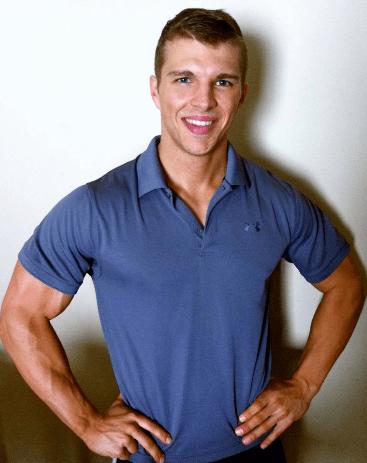 Dylan Harris Paleo Movement Bodybuilding