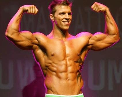 dylan harris bodybuilding