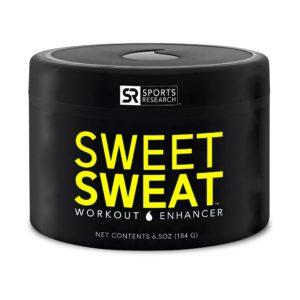 Jeff Pedersen Sweet Sweat workout enhancement