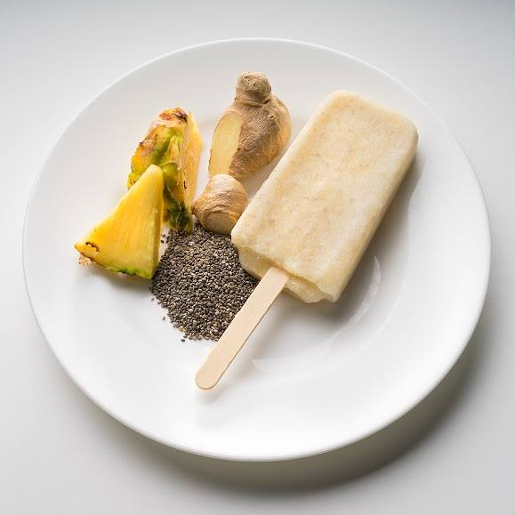"""Pineapple Ginger - Paleo Passion Foods - We here at Paleo Passion Foods have a real passion to create and develop products with all-natural ingredients and to sweeten our products without adding sugar, but instead using the natural sweetness of the produce we use. We call this our """"Paleo Passion"""". We hope you share our concern about what you eat and the impact it has on your health. #certifiedpaleo #paleo #paleofriendly"""