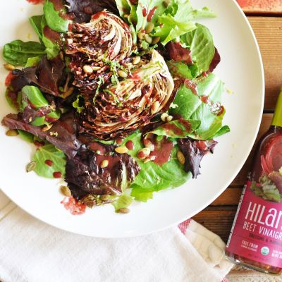 Hilary's Eat Well Radicchio and Beet Dressing