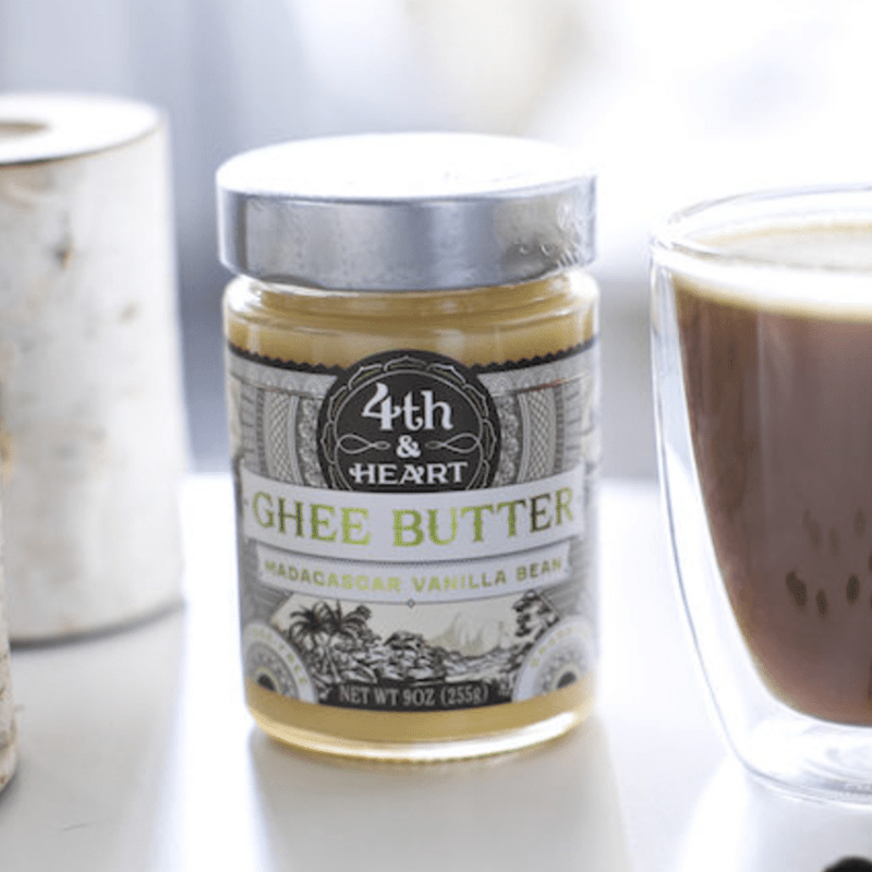 Fourth and Heart Ghee Butter