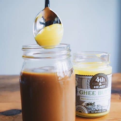 Ghee Coffee - 4th & Heart - Certified Paleo, KETO Certified - Paleo Foundation