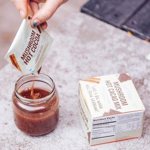 Mushroom Hot Cocoa - Four Sigmatic - Certified Paleo, PaleoVegan, KETO Certified - Paleo Foundation