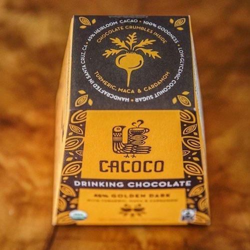 65% Golden Dark Chocolate Blend - CACOCO - Certified Paleo, Paleo Vegan - Paleo Foundation