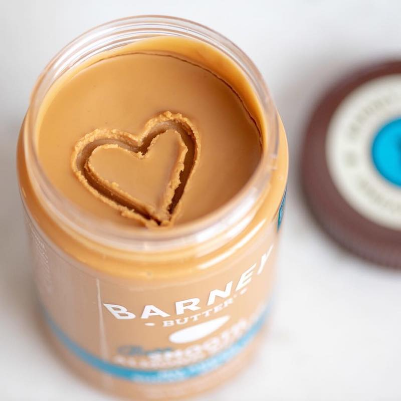 Bare Smooth Almond Butter - Barney Butter - Certified Paleo - Paleo Foundation