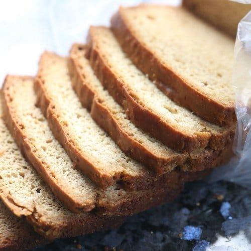 Blonde Loaf - Legit Bread Company - Certified Paleo - Paleo Foundation
