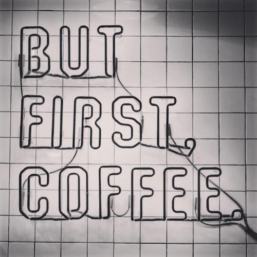 But First Coffee - Caveman Coffee Co - Certified Paleo, Keto Certified, Paleo Vegan - Paleo Foundation