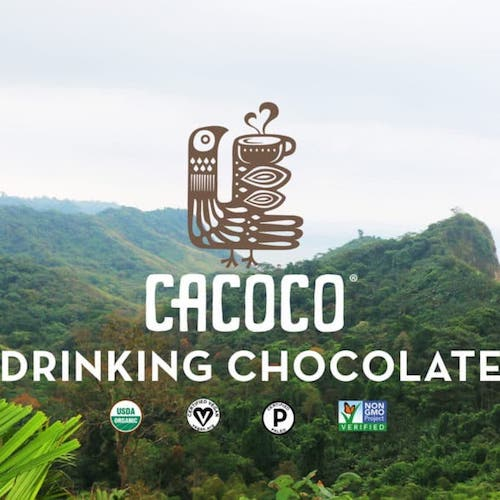 Certified Paleo PaleoVegan Non-GMO Drinking Chocolate from CACOCO 2