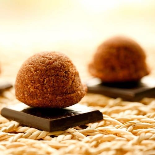 Chocolate Brownie Power Balls - Paleo Angel - Certified Paleo, AIP - Paleo Foundation - paleo diet