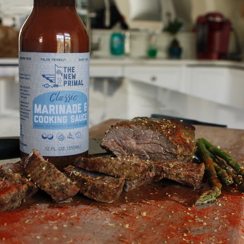 Classic Marinade 1 - The New Primal - Certified Paleo - Paleo Foundation