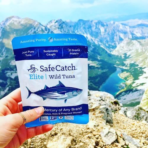 Elite Wild Tuna Pouch - Safe Catch - Certified Paleo - Paleo Foundation