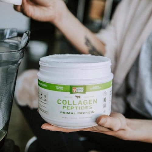Grass-fed Collagen Peptides 3 - Natural Force - Certified Paleo, KETO Certified - Paleo Foundation