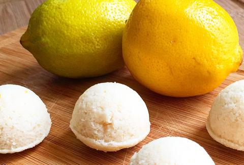 Lemon Cream - Paleo Angel - Power Balls are a delicious Paleo & Autoimmune Protocol SUPER FOOD designed to fuel and nourish the body. The Balls are made of the highest-quality ingredients but are low on the glycemic index. #paleo #certifiedpaleo #aip