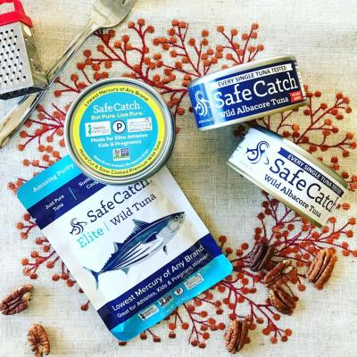 Lineup - Safe Catch - Certified Paleo, KETO Certified by the Paleo Foundation