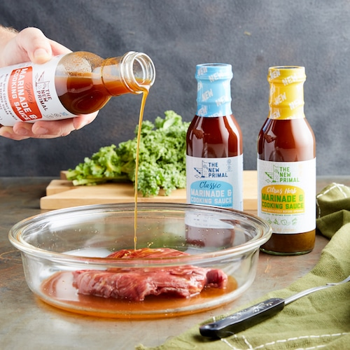 Marinade Lineup - The New Primal - Certified Paleo, KETO Certified - Paleo Foundation