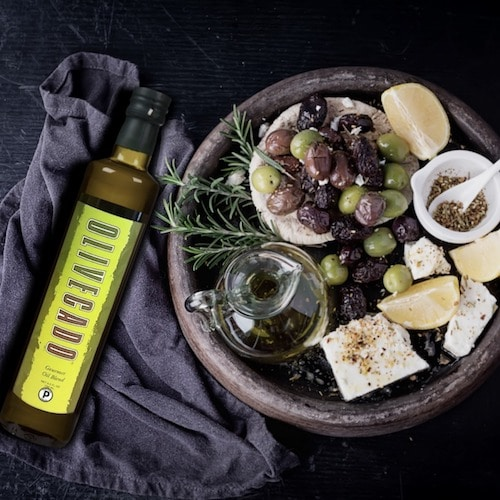 Olivecado Mediterranean Platter - Kasandrinos - Certified Paleo, PaleoVegan, KETO Certified - Paleo Foundation