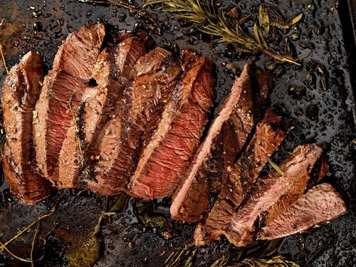 Pastured Beef New York Strip Steak - Primal Pastures - Paleo Approved - Paleo Foundation