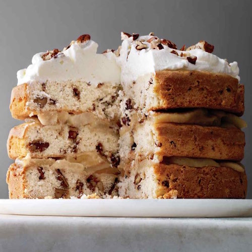 Pecan Butter Cake - Purely Pecans - Certified Paleo, Keto Certified, Paleo Vegan - Paleo Foundation