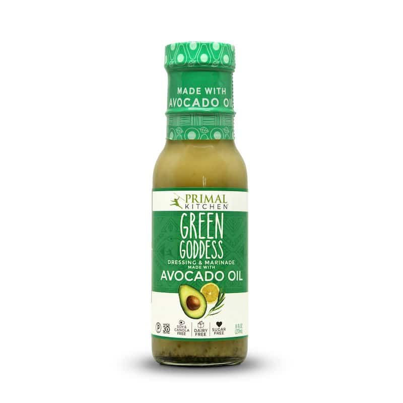 Primal Kitchen Dressing and Marinade Certified Paleo Soy Free Dressing