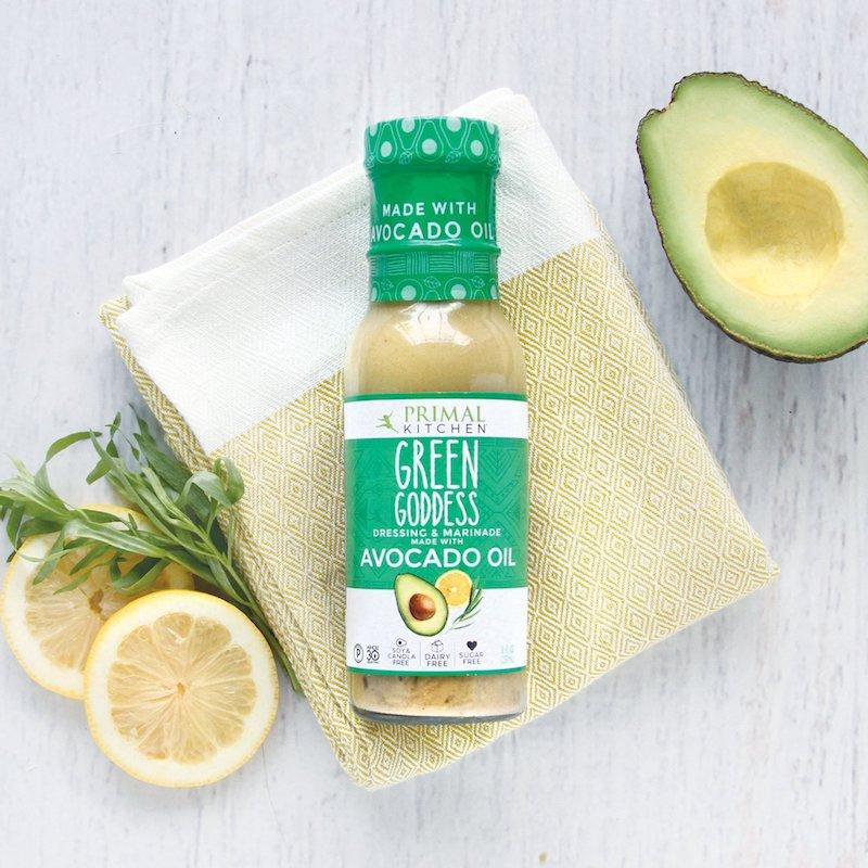 Primal Kitchen Green Goddess Certified Paleo Avocado Oil Soy Free Grain Free Gluten Free Dressings
