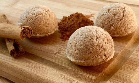 Snickerdoodle - Paleo Angel - Power Balls are a delicious Paleo & Autoimmune Protocol SUPER FOOD designed to fuel and nourish the body. The Balls are made of the highest-quality ingredients but are low on the glycemic index. #paleo #certifiedpaleo #aip