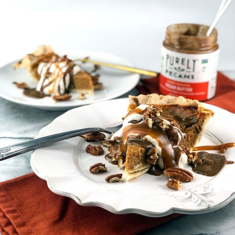 Sweet Potater Pecan Butter 3 - Purely Pecans - Certified Paleo, PaleoVegan by the Paleo Foundation