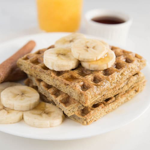 Waffles by Kitchfix 2 - Certified Paleo - Paleo Foundation
