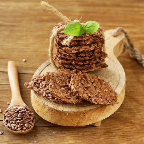 Flax Snackers - Sweetleaf - Certified Paleo, Paleo Vegan - Paleo Foundation