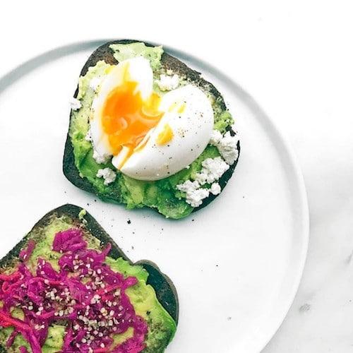 Avocado & Eggs - Barely Bread - Certified Paleo, KETO Certified - Paleo Foundation