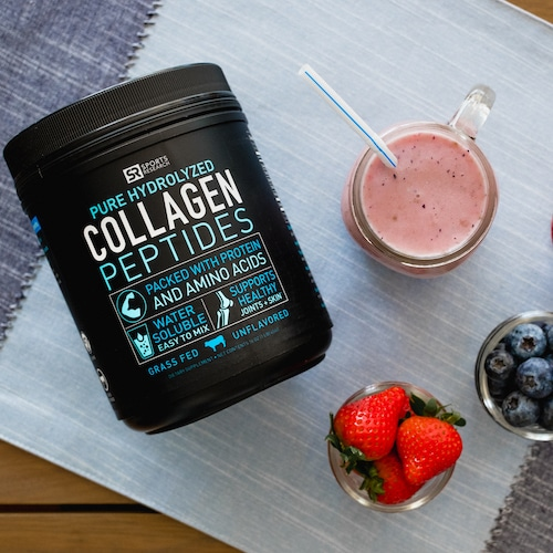 Collagen Peptides 2 - Sports Research - Paleo Friendly - Paleo Foundation