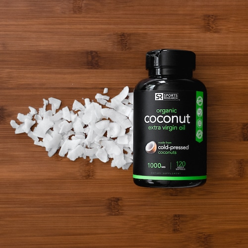 Extra Virgin Coconut Oil - Sports Research - Certified Paleo - Paleo Foundation