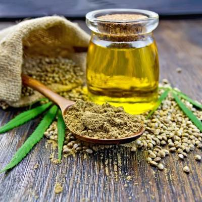 Hemp and Olive CBD Oil - Green Gorilla - Certified Paleo, KETO Certified - Paleo Foundation
