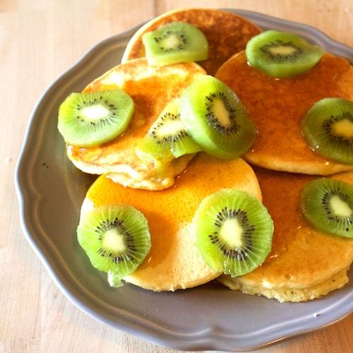 Kiwi & Pancakes - Birch Benders - Certified Paleo - Paleo Foundation