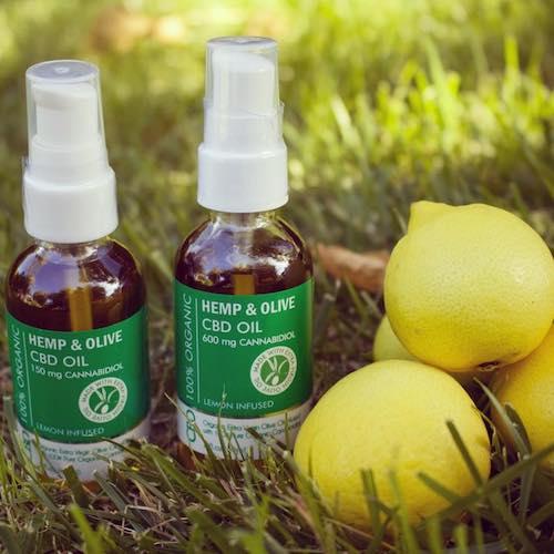 Lemon Hemp & OlivePure CBD Oil - Green Gorilla - Certified Paleo, KETO Certified - Paleo Foundation