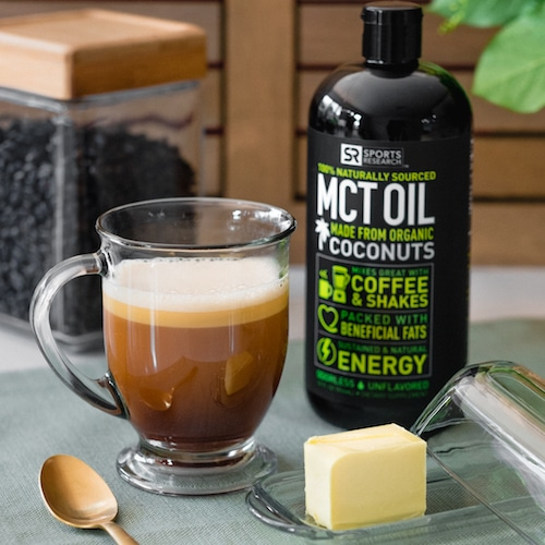 MCT Oil - Sports Research - Certified Paleo - Paleo Foundation