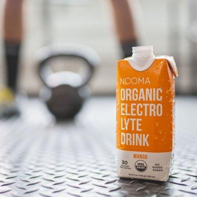 Mango Electrolyte Drink - NOOMA - Paleo Friendly, PaleoVegan, KETO Certified - Paleo Foundation