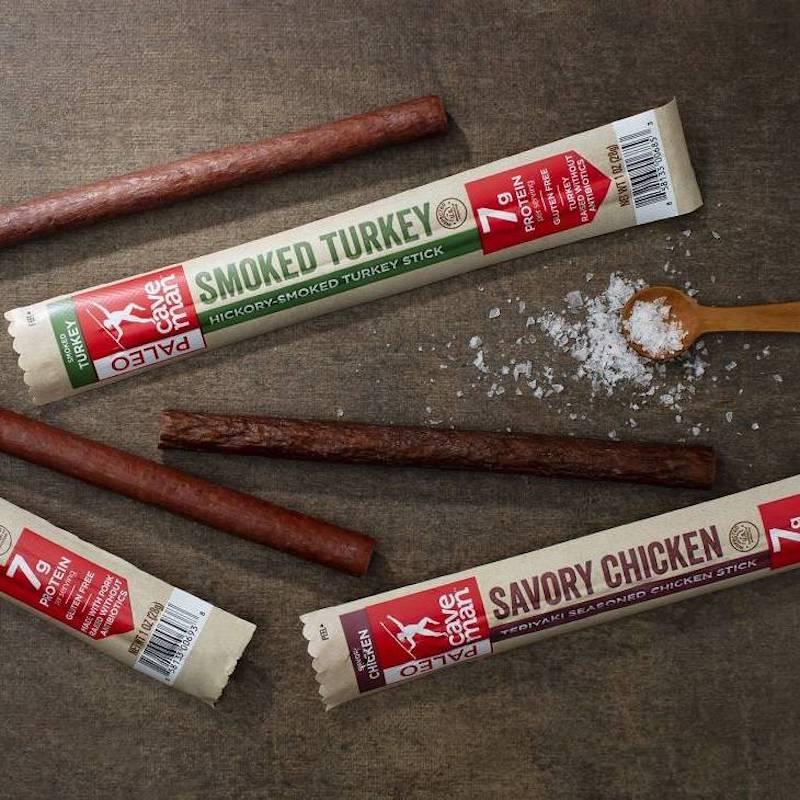 Meat Sticks - Caveman Foods - Certified Paleo by the Paleo Foundation