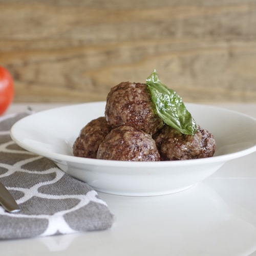 Meatballs - Panorama Meats - Certified Paleo, Paleo Approved - Paleo Foundation
