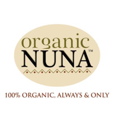 Organic Nuna logo - Certified Paleo by the Paleo Foundation