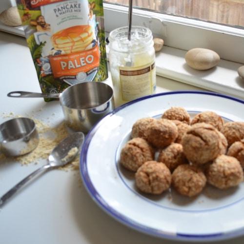 Pancake Balls - Birch Benders - Certified Paleo - Paleo Foundation